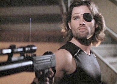 Snake Plissken Heads Back Into New York Prison