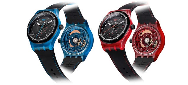 Swatch's Sistem51 Will Finally Be Available In the US on July 1