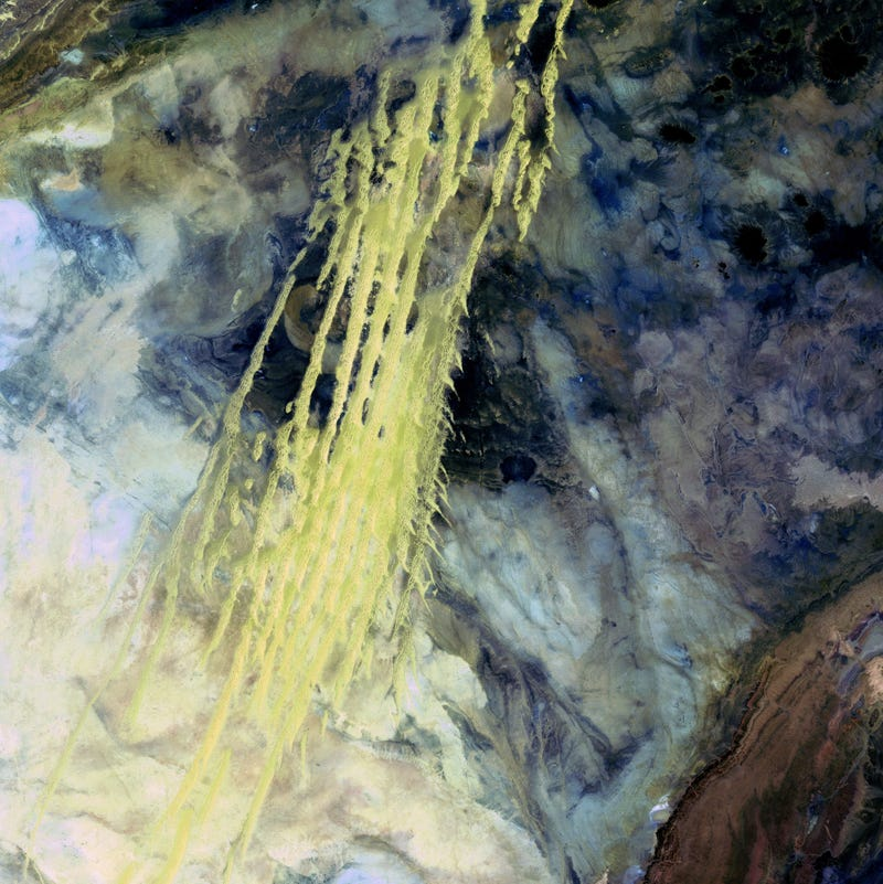 The Most Astonishingly Beautiful Pictures of Earth from Space