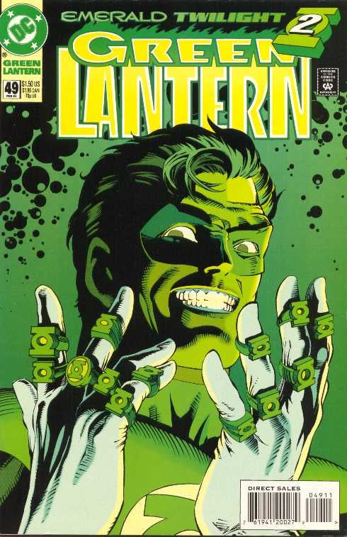 16 demented Green Lantern stories that we're sure won't be in the movie