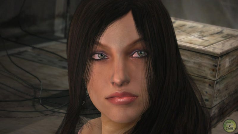What The Hell Did Dead Rising Wii Do To Isabella's Face? [Update]