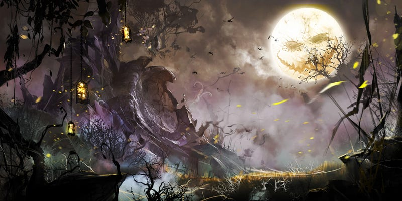 Guild Wars 2 is Getting a Huge, Halloween-Themed Update