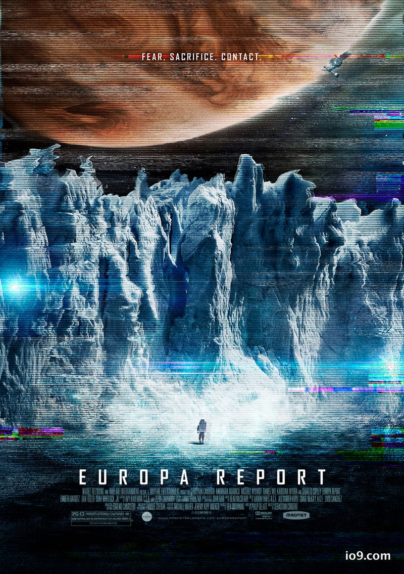 Europa Report: At Last, a Space Thriller Worth Taking Seriously