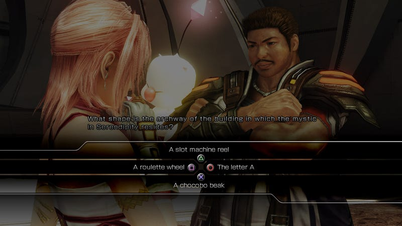 Another 18 Screens Showcase Final Fantasy XIII-2