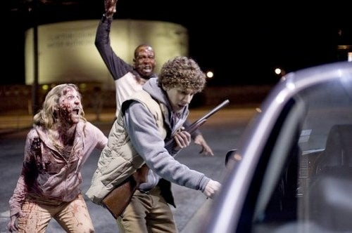 Jesse Eisenberg Schools Us On Zombie Survival