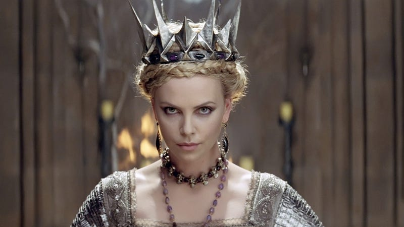 Snow White Avenges Charlize Theron's Stalled Career