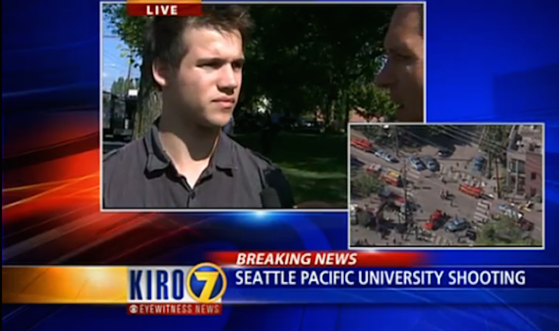 One Killed, Two Wounded in Seattle Pacific University Shooting