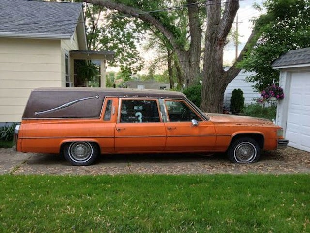 For The Cleveland Browns Fan Who Has Nothing Left: A Hearse