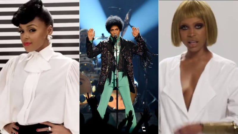 Prince Makes Janelle Monáe and Erykah Badu Even Cooler, If That Was Possible