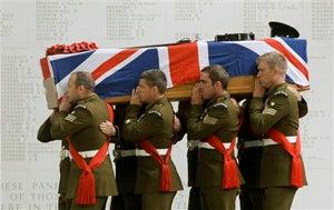 Rupert Murdoch's Phone Hacker 'Targeted' Dead Soldiers' Families