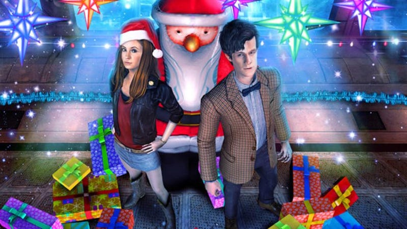 Prepare to count the shadows again: Final Doctor Who Adventure Game coming for Christmas!