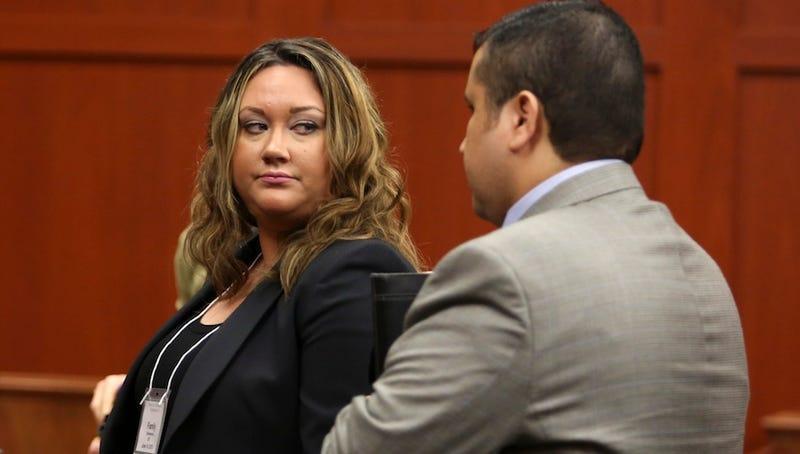 Here Are George Zimmerman's Wife's Divorce Terms