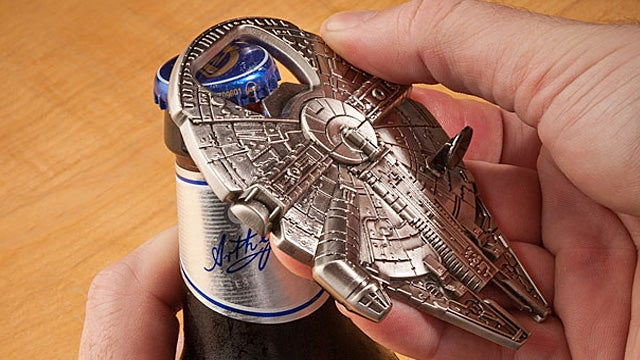 Fastest Bottle Opener in the Galaxy Opens Bottles in Less Than Twelve Parsecs