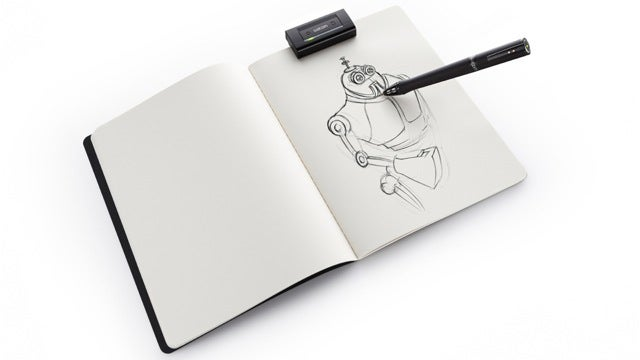 Wacom Inkling Release Finally Dated for October 24?