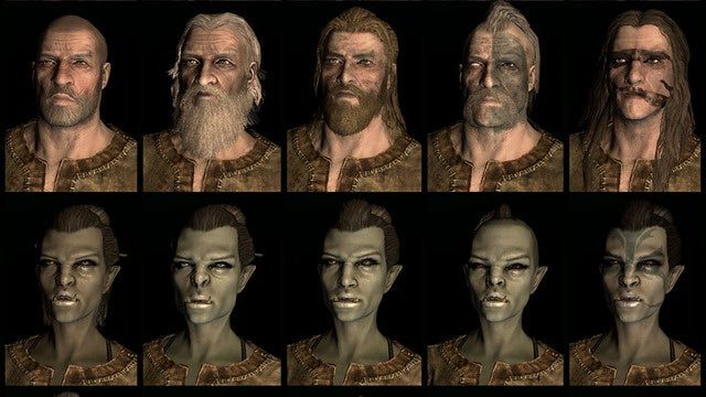 What Race Will You Play in Skyrim?