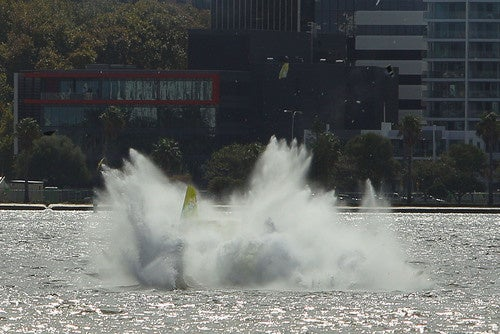 Red Bull Air Splash