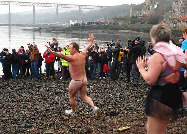 Polar Bear! The 4 Best Places to Take a Frigid Dip This New Year's Day
