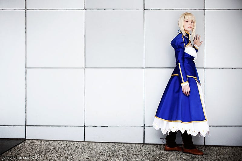 Is This Japan's Favorite Western Cosplayer? Maybe!