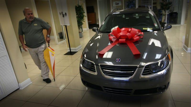 Don't buy a Saab
