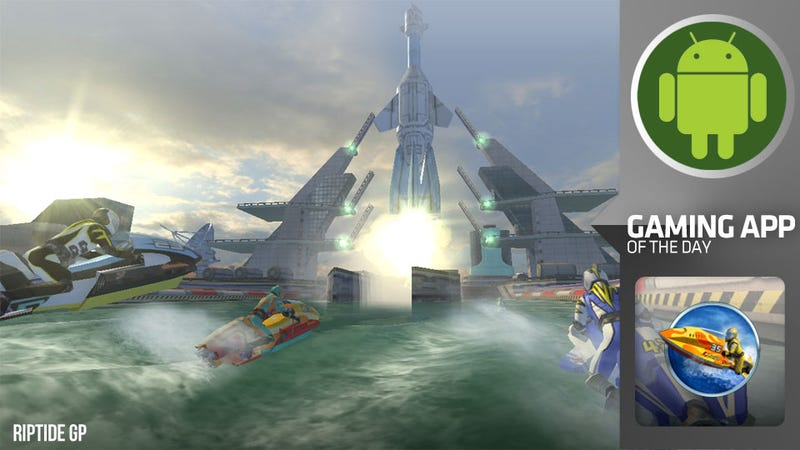 Riptide GP Rips Android Gamers a Console Quality Racer