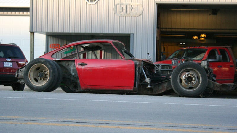 Ratty Porsche Dually Gallery