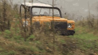 Defender Trials Is The Muddiest And Therefore Best Budget Motorsport
