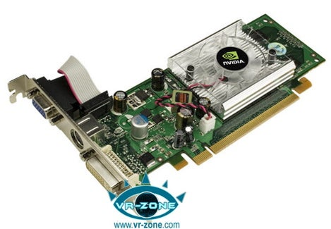 Nvidia's New 8400 GS Will Hit 65nm and Support PCIe 2.0