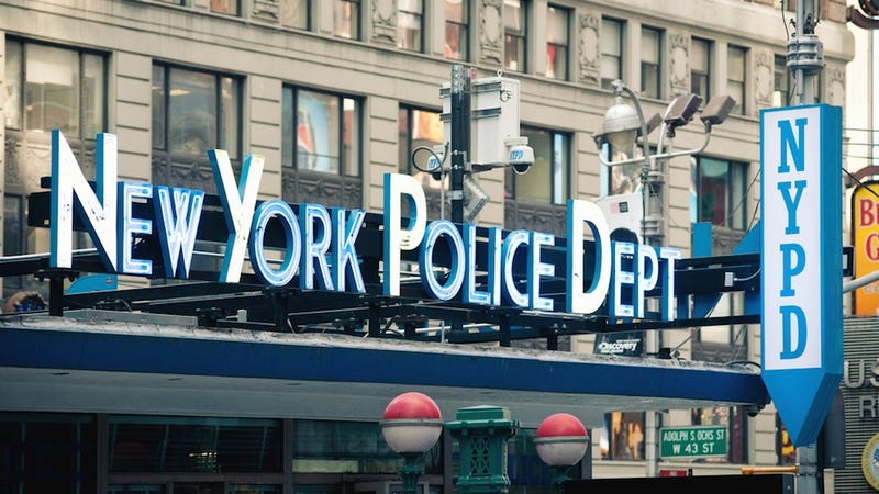 NYPD Officer Charged With Spying on 21-Year-Old Neighbor