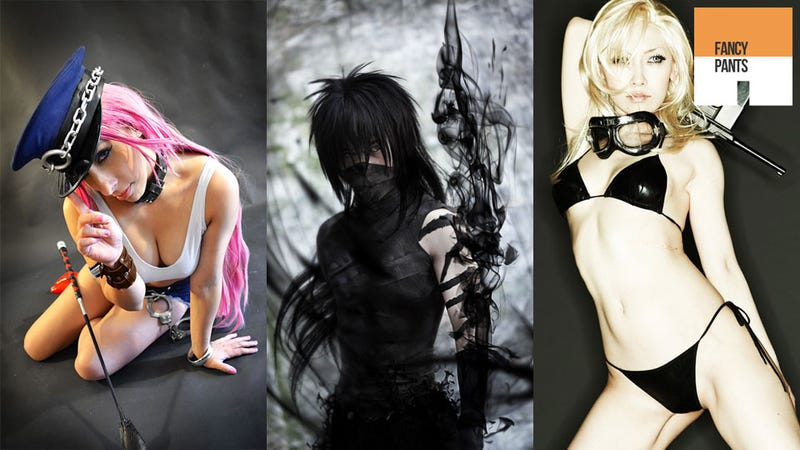 It's Ladies Night Here on Kotaku's Cosplay Roundup