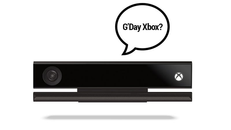 Xbox One Voice Commands Won't Work At Launch For Everyone
