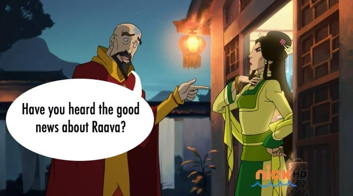 Thank Aang, Korra Returns With A Clear Goal And Some Promising Villains