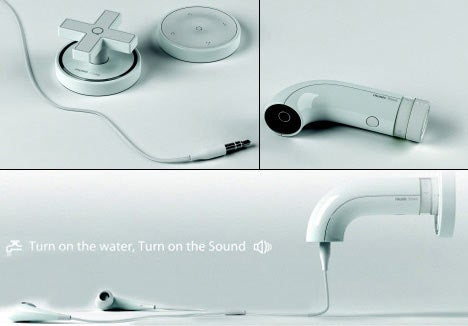 Music Flow Music-As-Water Concept Stretches My Brain
