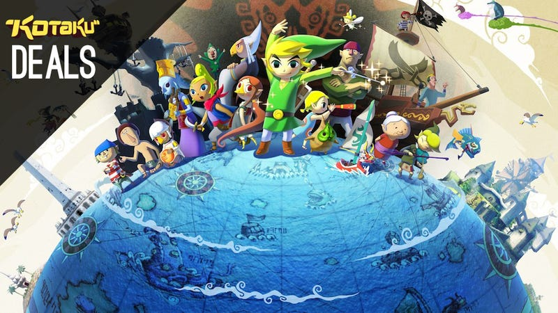 Nintendo eShop Credit, Wii U Bundles, LIVE Gold, 4KTV [Deals]