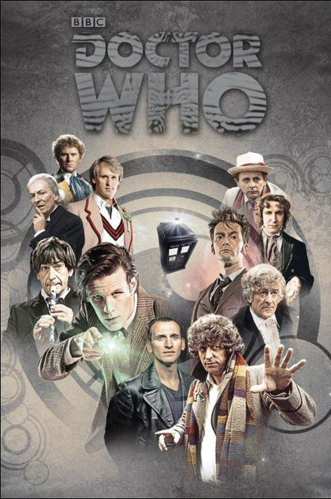 Dr.Who 50th Anniversary Promotional Images