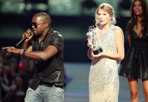 Was the Kanye West-Taylor Swift Moment Staged?
