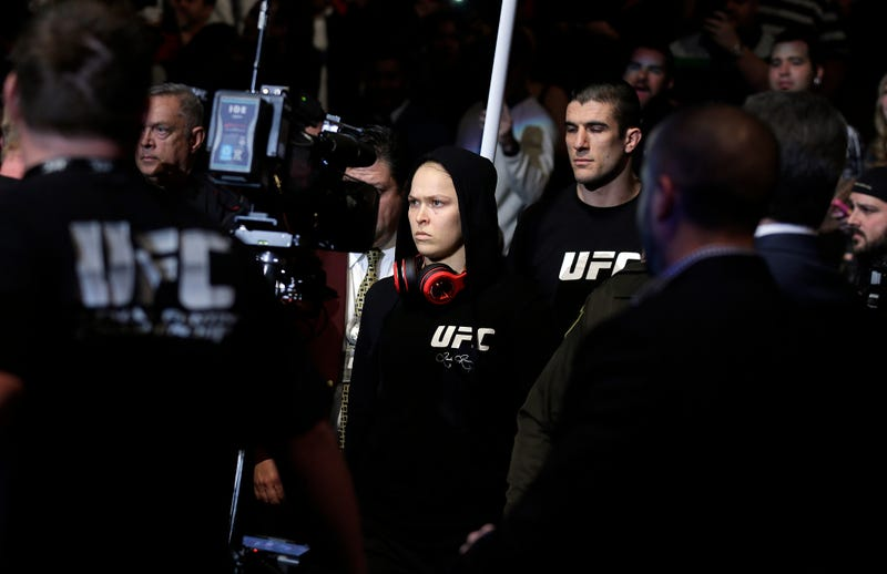 Ronda Rousey And The UFC's Long Con