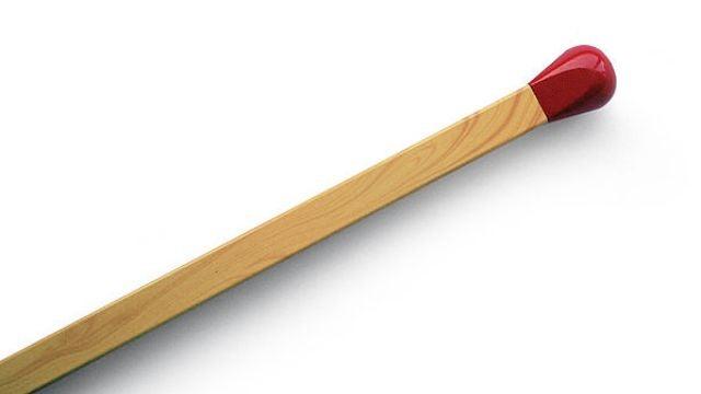 Make a Matchstick Rocket