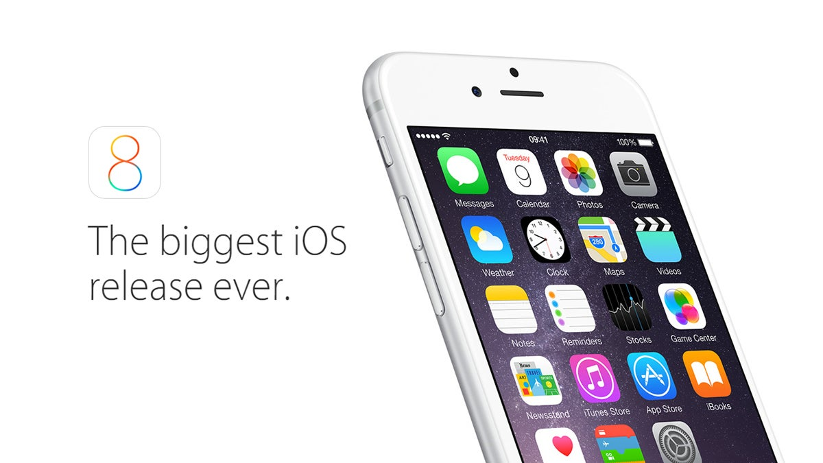 25 Things You Can Do On iOS 8 That You Couldn't Do On iOS 7