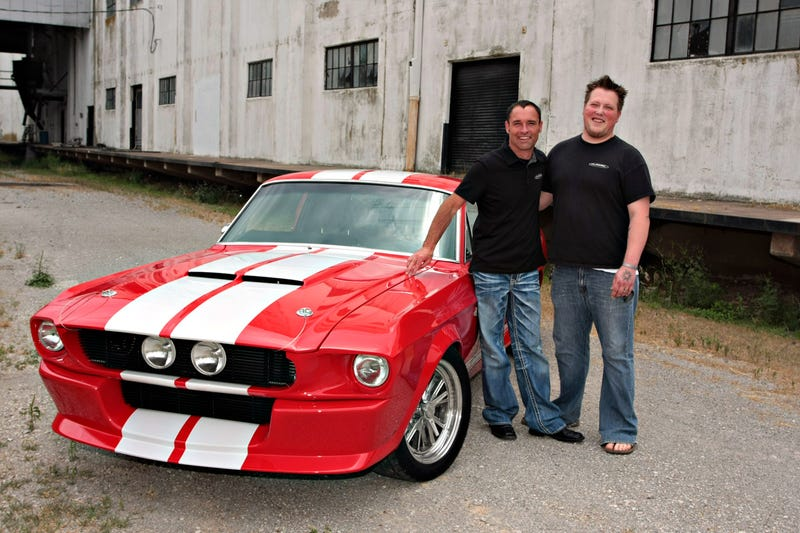 Classic Recreations Cars Returned, Company Back In Business