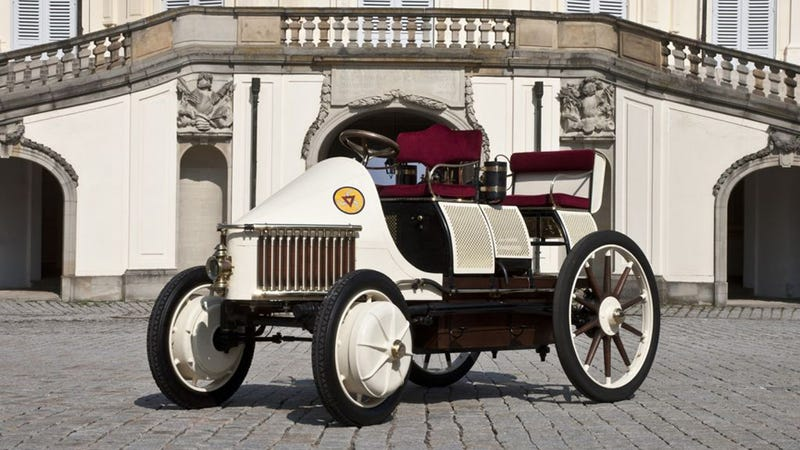 The Ten Strangest Automotive 'Firsts'
