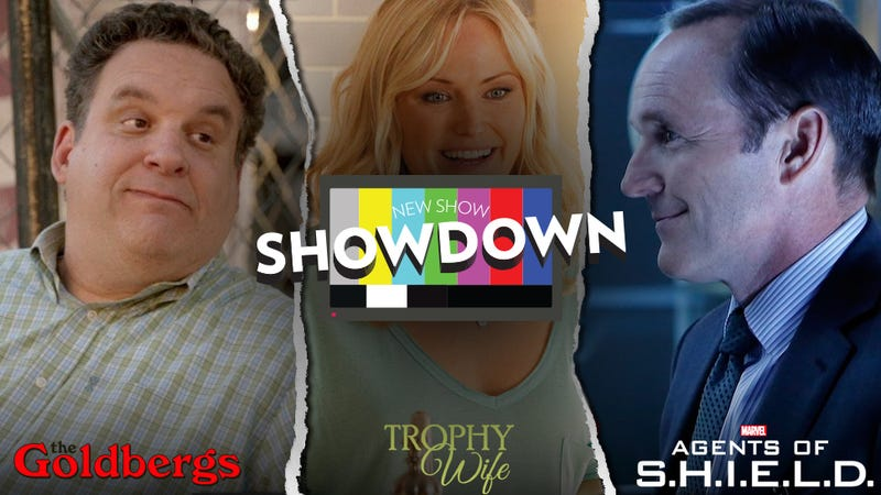 Showdowns: Agents of S.H.I.E.L.D. vs. The Goldbergs and Trophy Wife