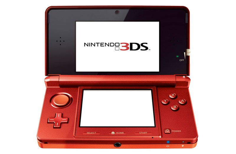 Report: Nintendo 3DS Hardware Specs Revealed