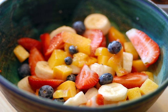 Fruit Salad Could be Key to the Car Design of the Future