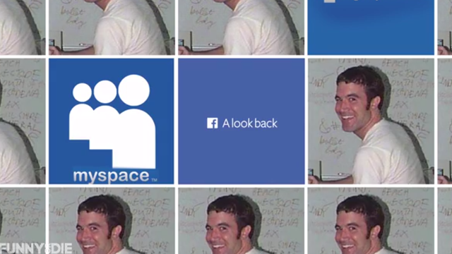 If MySpace Had a Facebook Look Back Video