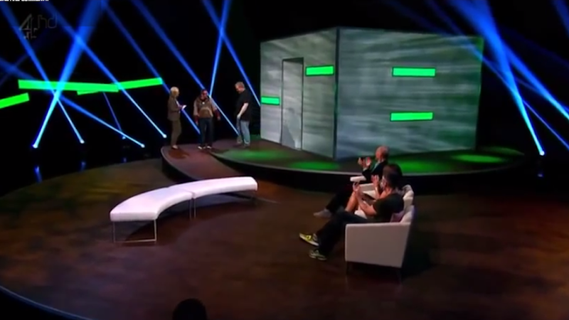 Weird-Ass Sex Box Talk Show Is Coming to America