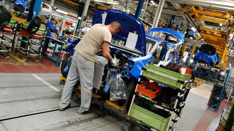 What's It Like To Work In A French Car Factory?
