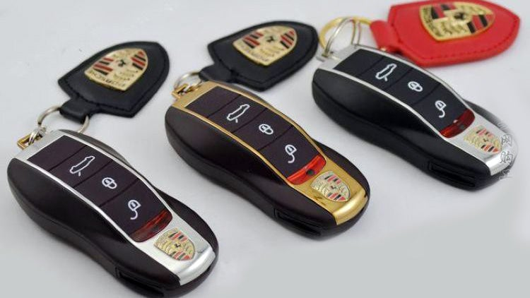 This Is Not A Porsche Panamera Key Fob