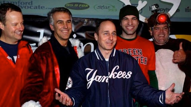 Brian Cashman The Elf, Ken Rosenthal The Ninja, And Other Rumblings Around The Hot Fucking Stove