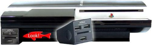 Nyko Media Hub