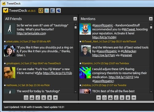 Best Twitter Client: TweetDeck